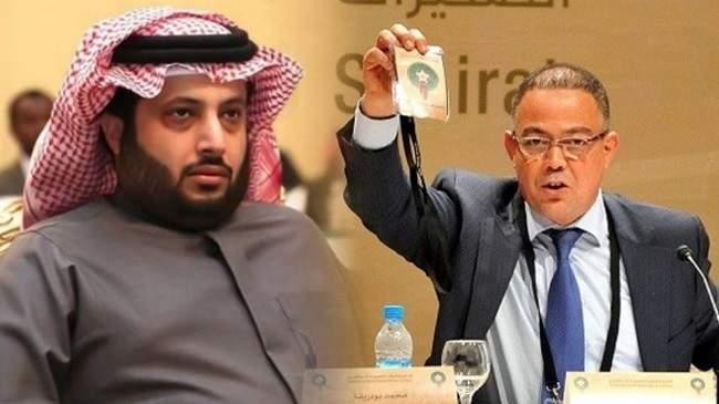 """ملف المغرب لـ''كان 2019"""" جاهز وتركي السعودي """"يغازل"""" المملكة بعد خيانة المونديال"""