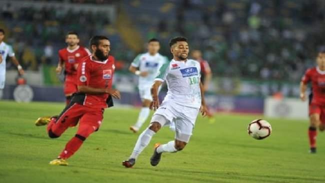 الرجاء يلتحق بالوداد إلى ثمن نهاية البطولة العربية للأندية