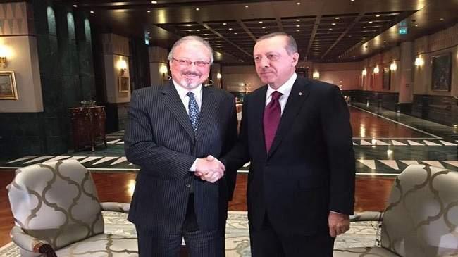 يعرفه شخصيا..أول تعليق لأردوغان على قضية الصحفي السعودي