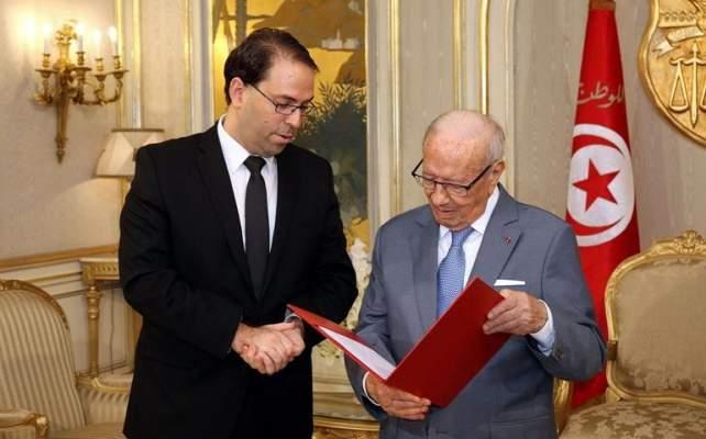 تونس، العرب، الشيخان، ويوسف الشاهد