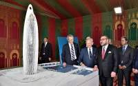أشرفت على بناء برج خليفة.. تعرف على الشركة التي ستشيد أكبر برج في المغرب وإفريقيا