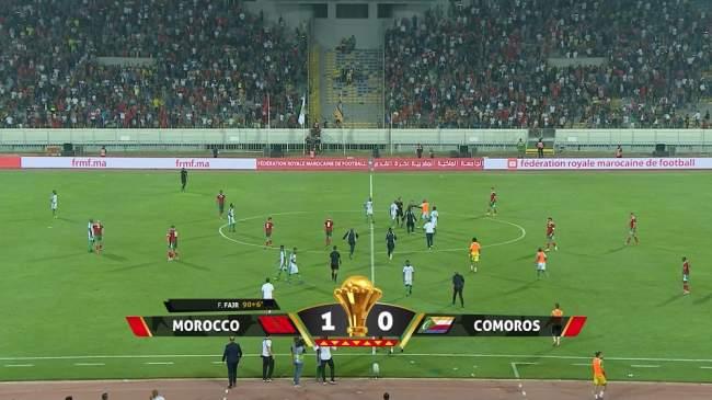 كان 2019..المغرب يخطف فوزا قاتلا ضد جزر القمر