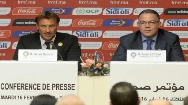 مفاجأة..صحيفة برتغالية تكشف اسم خليفة رونار في المنتخب