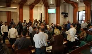 خلافات بين الأغلبية والمعارضة تعصف بدورة مجلس جماعة الرباط