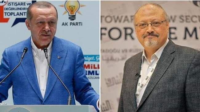 أردوغان يتحرك أخيرا ويعلن تاريخ الكشف عن تفاصيل مقتل السعودي خاشقجي