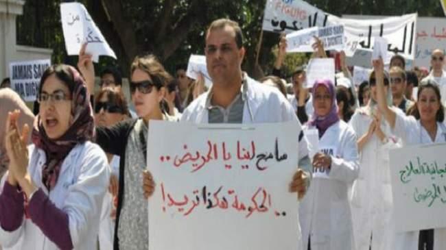 الاستقالات الجماعية للأطباء تجر وزير الصحة إلى البرلمان