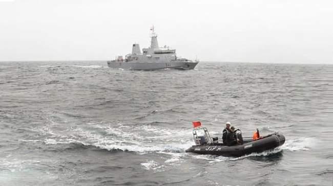 البحرية الملكية تقدم المساعدة لـ 16 مركبا واجهت صعوبات وعلى متنها 308 مهاجرا سريا