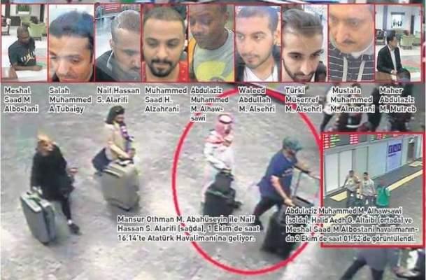 سائق تركي: قتلة خاشقجي كانوا مرحين وشربوا الخمر بعد الجريمة