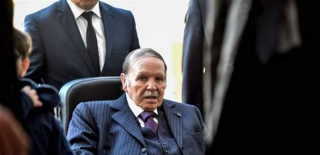 الحزب الحاكم في الجزائر يرشح بوتفليقة لانتخابات 2019