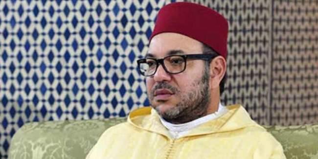 الملك يعزي أسرة مبدع النشيد الوطني علي الصقلي حسيني