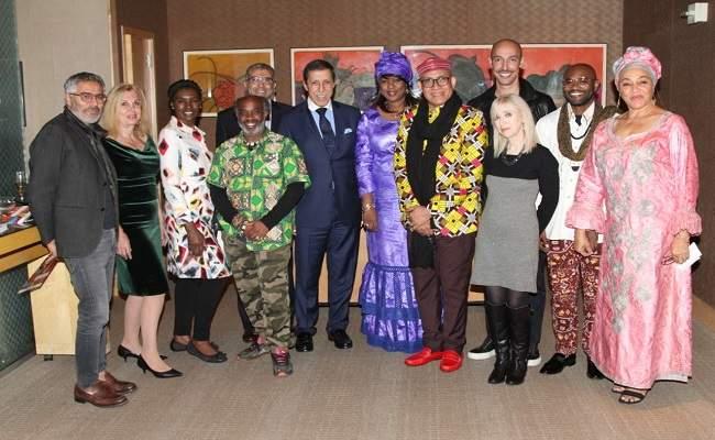 المهرجان الدولي للموضة بأفريقيا المنظم بالداخلة يقدم عرضه بنيويورك