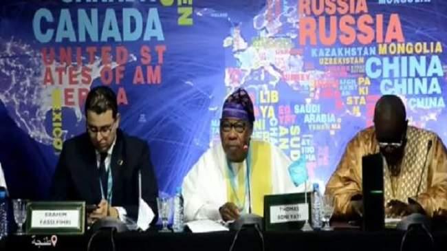 """رئيس برلمان """"سيدياو"""" يعلن عن مفاجأة بخصوص انضمام المغرب للمجموعة الاقتصادية لغرب إفريقيا"""