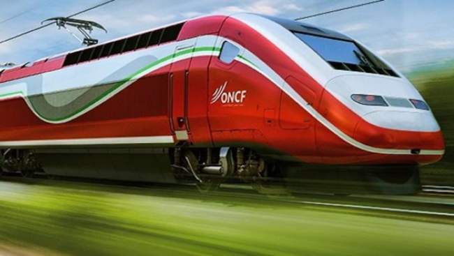 وفد من الرئاسة الفرنسية يزور طنجة قبل حلول ماكرون لتفقد أشغال الـ TGV