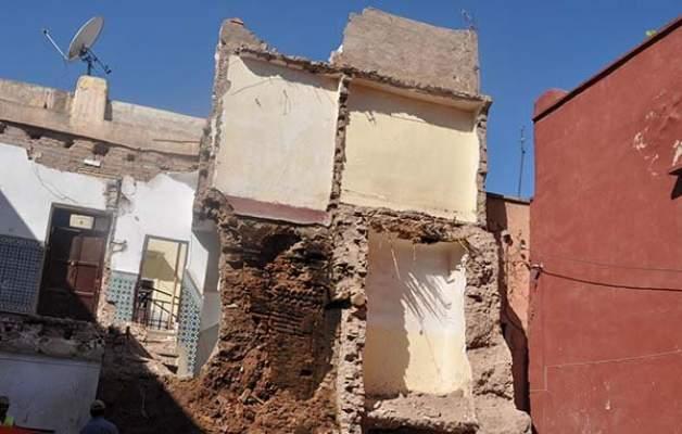 المنازل الآيلة للسقوط تستنفر الحكومة في عدد من المدن المغربية