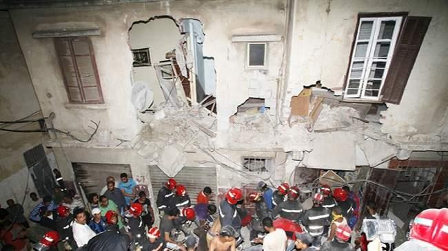 حكومة العثماني تستنفر مصالحها لإنقاذ المنازل الآيلة للسقوط