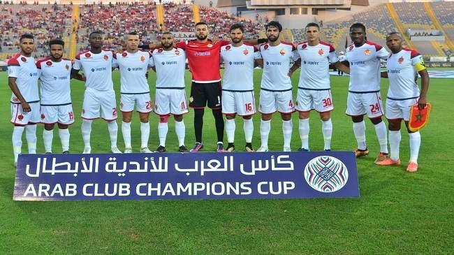النجم الساحلي يخرج الوداد من البطولة العربية