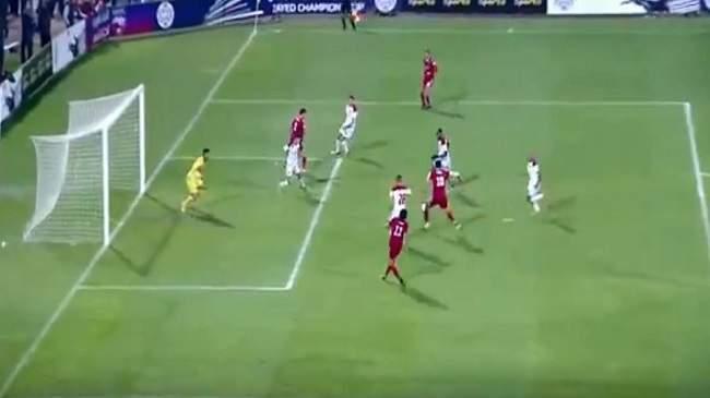 شاهد الهدف الذي أخرج الوداد من البطولة العربية