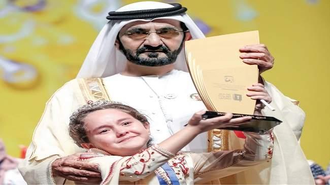 """مريم """"فصيحة العرب"""".. شعلة أمل مغربية أضاءت في الامارات"""