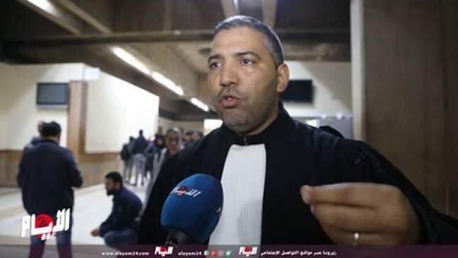 محامي بوعشرين :الإدريسي : للأسف المحكمة أدانت بوعشرين بـ 12 سنة سجنا نافذا