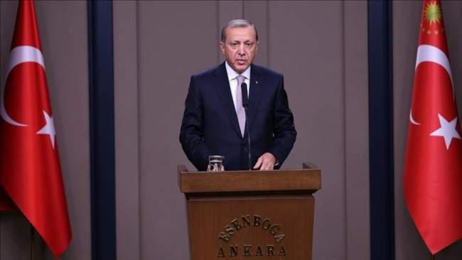 أردوغان: أسمعنا هذه الدول تسجيلات مقتل خاشقجي