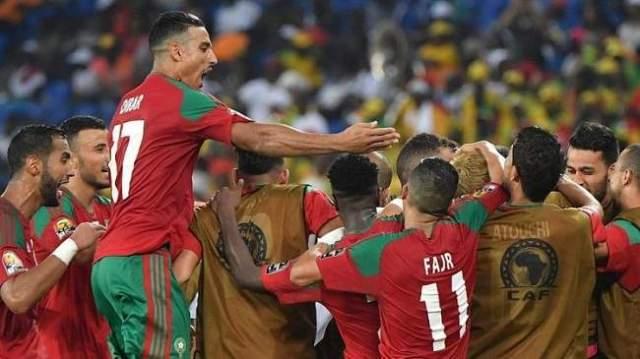 نجم المنتخب المغربي يغيب عن مباراة الكاميرون