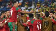 تأكد غياب نجم المنتخب المغربي في مباراة الكاميرون الحاسمة