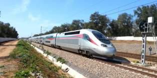 أخيرا .. المغرب يطلق اول قطار فائق السرعة في إفريقيا