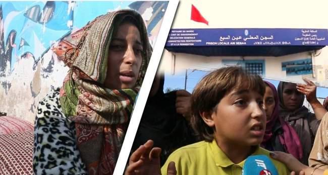 بعد سجن زوجها..تعليق ناري لوالدة الطفل الجريء ياسر الذي انتقد المسؤولين