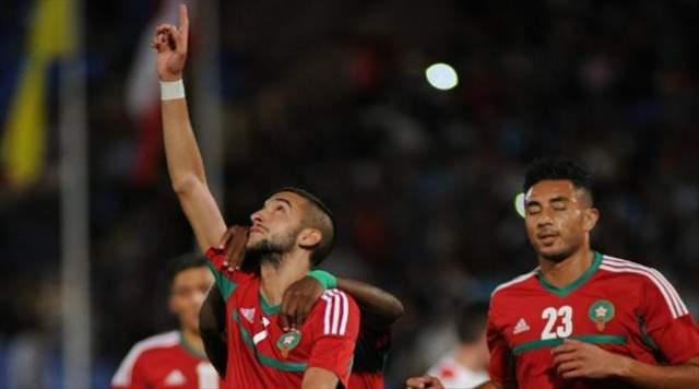 شاهد.. ملخص مباراة المغرب والكاميرون وتألق حكيم زياش