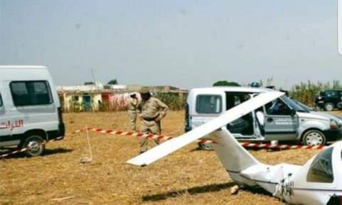 سقوط طائرة لرش المبيدات الكيميائية نواحي مراكش