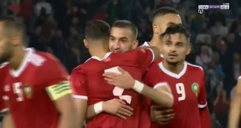 الصحافة الكاميرونية تهاجم حكم مباراة المغرب وتنصبه رجلا للمباراة