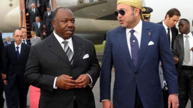 الملك محمد السادس يتدخل شخصيا لنقل رئيس الغابون للعلاج بالمغرب