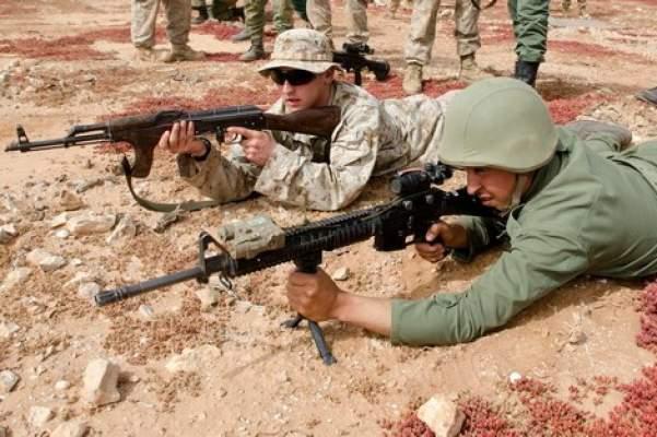 لهذا السبب يتدرب 1300 عسكري أجنبي في المغرب