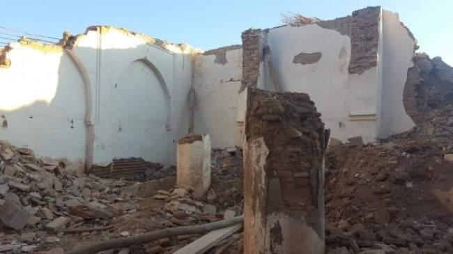 وزارة الأوقاف تخرج عن صمتها بخصوص هدم مسجد عتيق بتارودانت