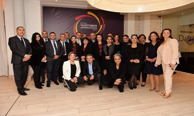 فنادق ماريوت المغرب تحتفل بالأسبوع العالمي لتقدير العملاء