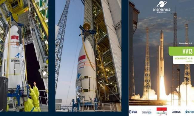 """مجلة لبنانية تكشف هذه التطورات عن """"القمر الصناعي محمد السادس- ب"""""""