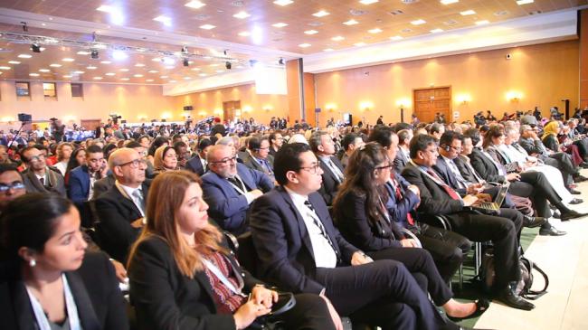 مشاركون في المنتدى العالمي للهجرة يشيدون بدور الملك في حل قضايا الهجرة
