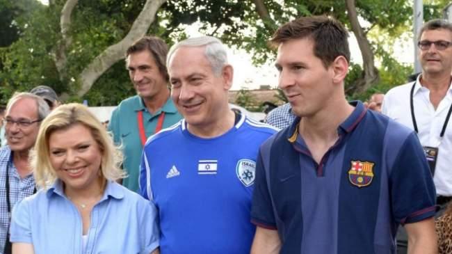 ميسي عضوا في ناد إسرائيلي مشهور بعنصريته الشديدة تجاه العرب