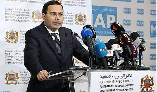 أول رد للحكومة المغربية على لقاء جنيف وتعليق مفاجئ من الخلفي تجاه الجزائر