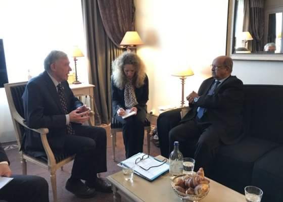 """محلل سياسي يكشف لـ""""الأيام24"""" موقف الجزائر في مباحثات جنيف"""