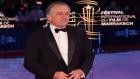 """النجم العالمي """"روبير دي نيرو"""" يستحضر روح خاشقجي في مهرجان مراكش للسينما"""