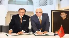 اتفاقية شراكة بالرباط بين مجموعة رونو المغرب والمؤسسة الوطنية للمتاحف