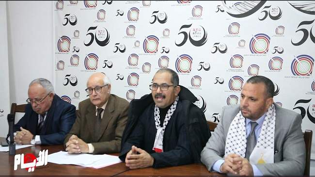 """ويحمان ورفاقه ينتفضون بالرباط بسبب تنظيم منتدى دولي حول """"الهولوكست"""""""