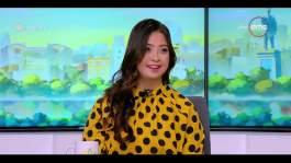"""سابقة .. أول مذيعة في الوطن العربي مصابة بـ""""متلازمة داون""""تظهر على قناة مصرية + فيديو"""