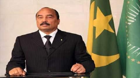 الموت يفجع الرئيس الموريتاني