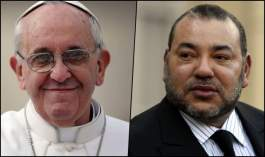 رغم رفضه من الشعوب الأوروبية.. البابا فرنسيس يدعم المغرب وميثاق مراكش
