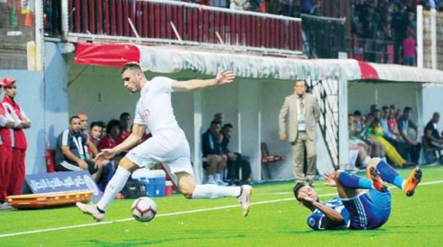 النجم الساحلي التونسي يصطدم بالرجاء في ربع نهائي كأس زايد