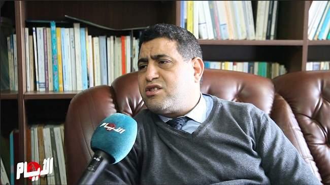 """الهيني لـ""""الأيام24"""": البيجيدي انقلابي ويجب حله وحامي الدين قاتل"""