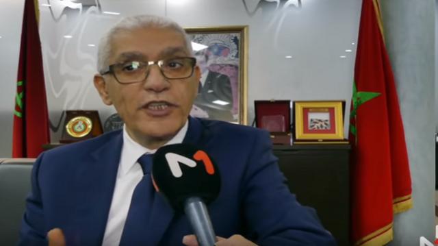 """بالفيديو.. الطالبي العلمي يكشف أسباب عدم ترشح المغرب لاحتضان """"كان 2019"""""""