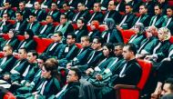 الإفراج عن لائحة تعيينات جديدة للمسؤولين القضائيين بالمملكة